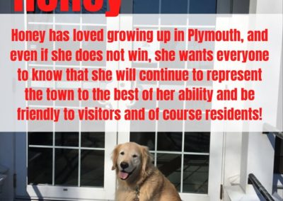 America's Hometown Hound contestant Honey