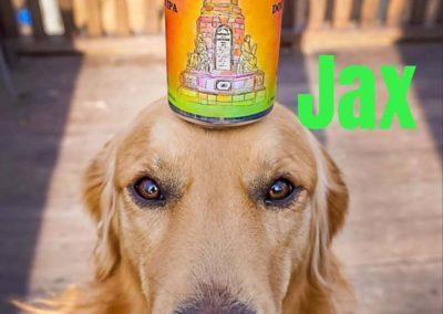 America's Hometown Hound contestant Jax