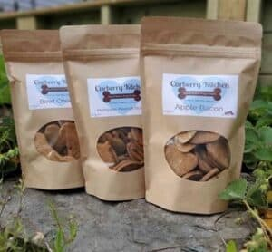 Carberry Kitchen dog treat bags