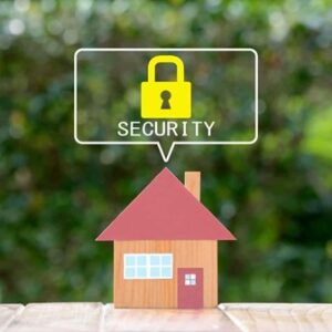 Added protection for your home when you are away and hire a pet sitter