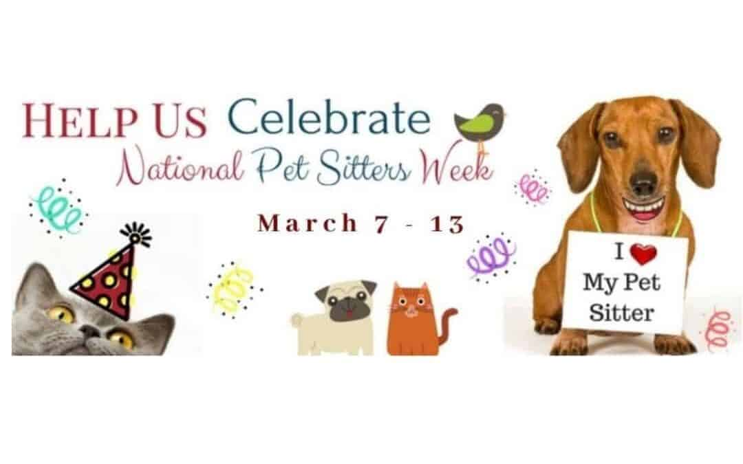 Professional Pet Sitters week 2021