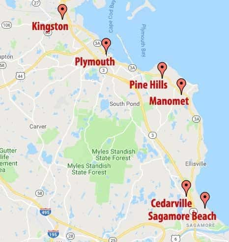 Plymouth, MA pet sitters and dog walkers